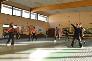 Gymnastique Volontaire Bar-le-Duc, chor & mouv, danse, gym rythmique, coordination