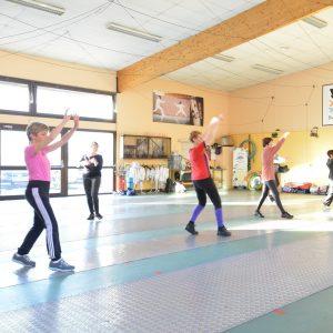Gymnastique Volontaire Bar-le-Duc, chor & mouv, danse, gym rythmique