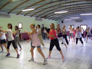 Cours de gym tonique fitness à Bar le Duc en Meuse près de Ligny en Barrois