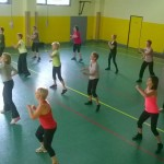 cours de bokwa aero latino fitness à Mussey
