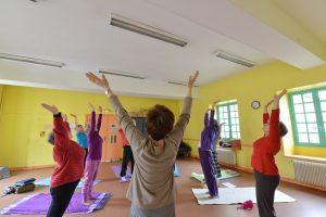 club gym volontaire et bien etre cours Qi PEACE bar-le-duc - Relaxation et détente
