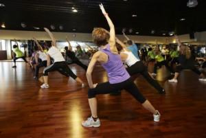 Renforcement musculaire cours de gym tonique à Bar-le-Duc