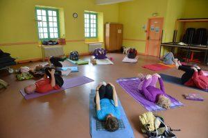 club gym volontaire et bien etre cours yoga bar le duc